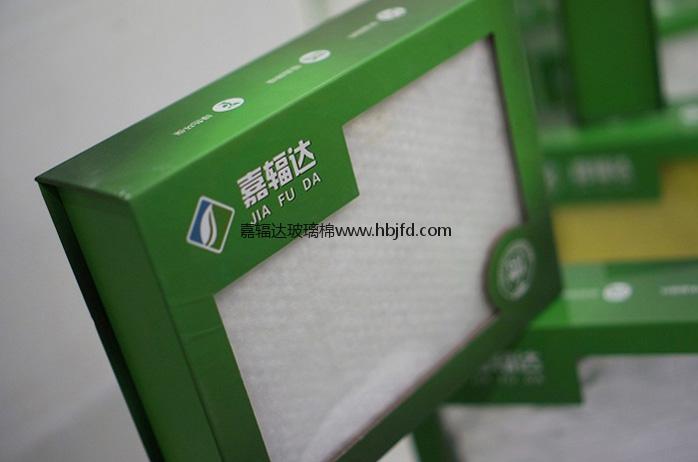 玻璃棉產品展示圖